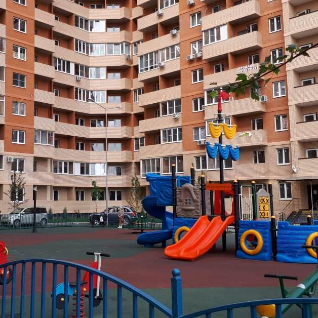МегаАльянс Краснодар Семейный парк сентябрь 2019